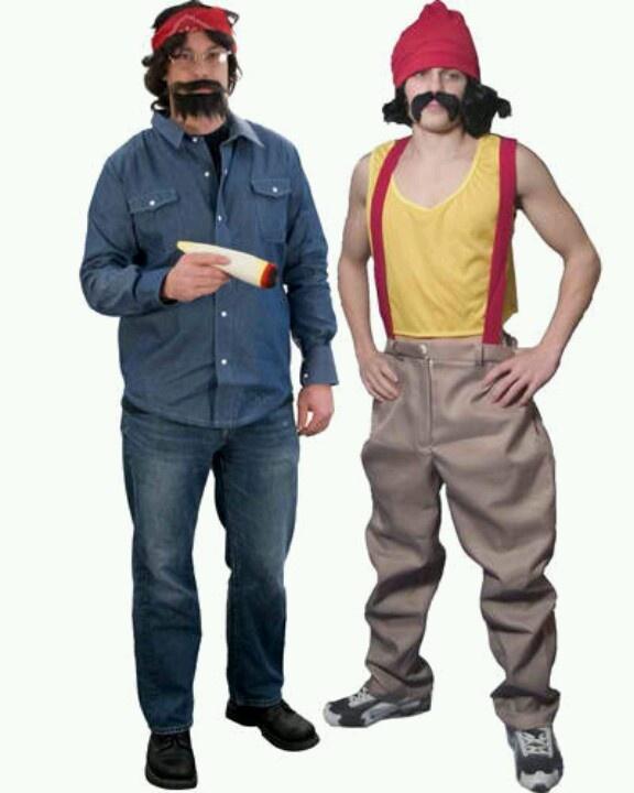 12 Best Cheech & Chong Costumes Images On Pinterest