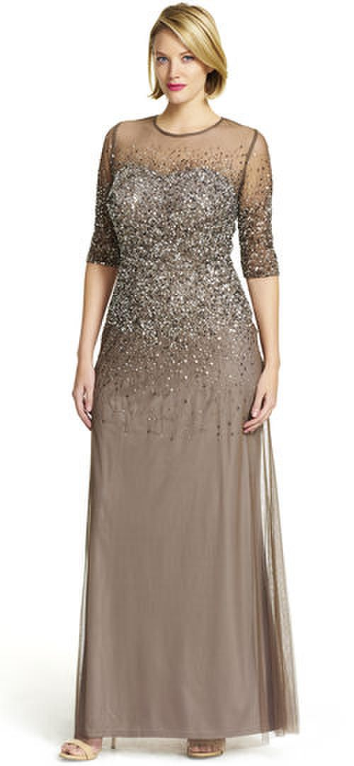 The 25 best evening dresses plus size ideas on pinterest for Plus size wedding dresses dallas tx