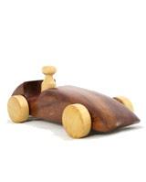 Fair Trade Wooden Racing Car. £12.24
