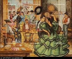"""""""Una comunidad [la gitana] que [...] contribuyó como ninguna a legar un arte, el flamenco, hoy declarado por la UNESCO Patrimonio Inmaterial de la Humanidad.""""  De Ildefonso Falcones, """"La reina descalza"""""""