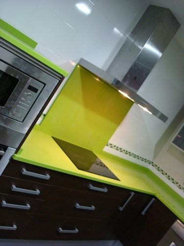 38 best images about cocinas on pinterest furniture - Encimeras silestone madrid ...