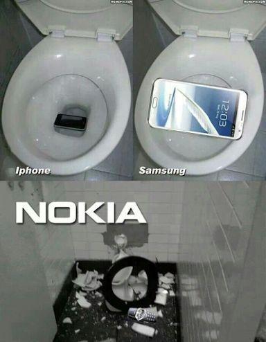 WC vs Smartphones