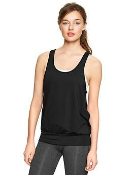 GapFit double-layer tank