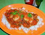 Justin Wilson's Shrimp a La Creole - RecipeZazz