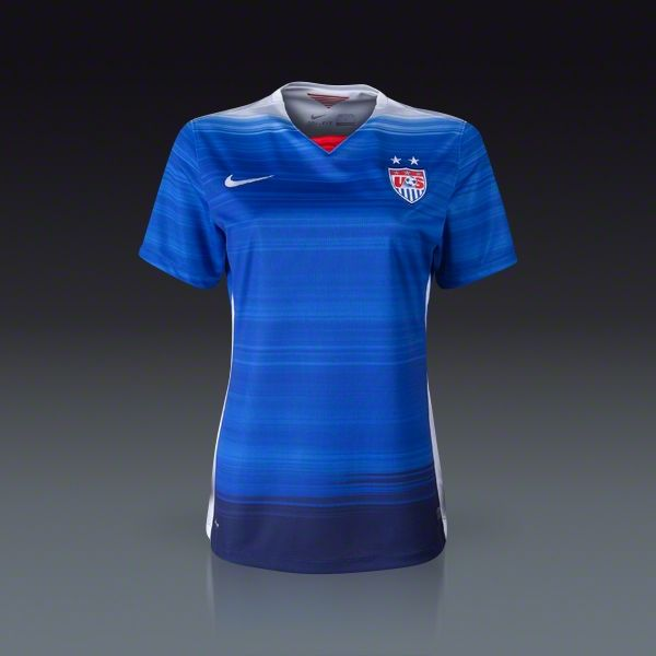 c9977fc10 ... italy free shipping 77823 1c506 buy nike usa womens away jersey 2015 on  soccer . 9c75c