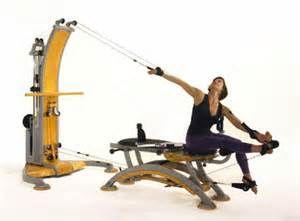 Fresh Gyrotonic Transformer 1500 Home Gym Machine