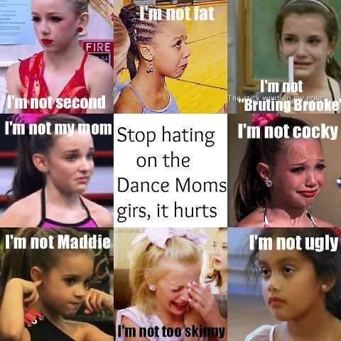 A blog that acknowledges all of the little things about Dance Moms and the amazing cast! Description from pinterest.com. I searched for this on bing.com/images