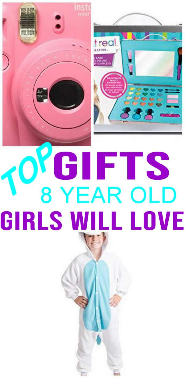 BEST Gifts 8 Year Old Girls Top Gift Ideas That Yr Will Love Find Presents Suggestions For A 8th Birthday Christmas Or Just