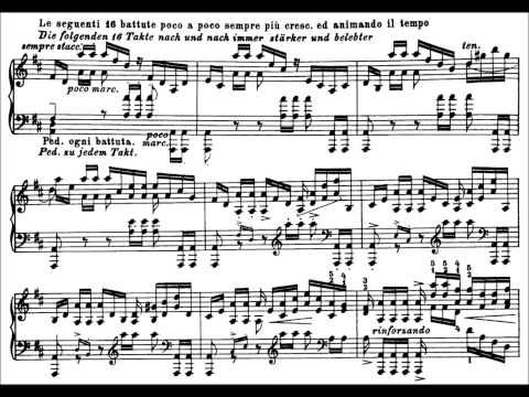 (43) Bach-Busoni: Chaconne in D Minor (Kissin) - YouTube