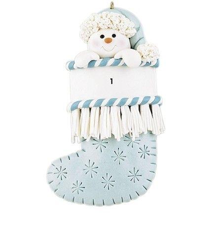 1. Vianoce Vášho chlapčeka v zasneženej pančuche