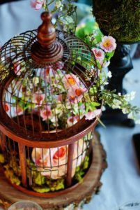 Woodland Easter Tablescape to Have a good time Spring