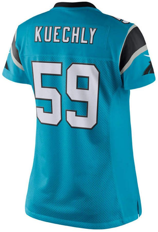 0c59869d9 ... promo code for nike womens luke kuechly carolina panthers color rush  limited jersey 5790f cda7f