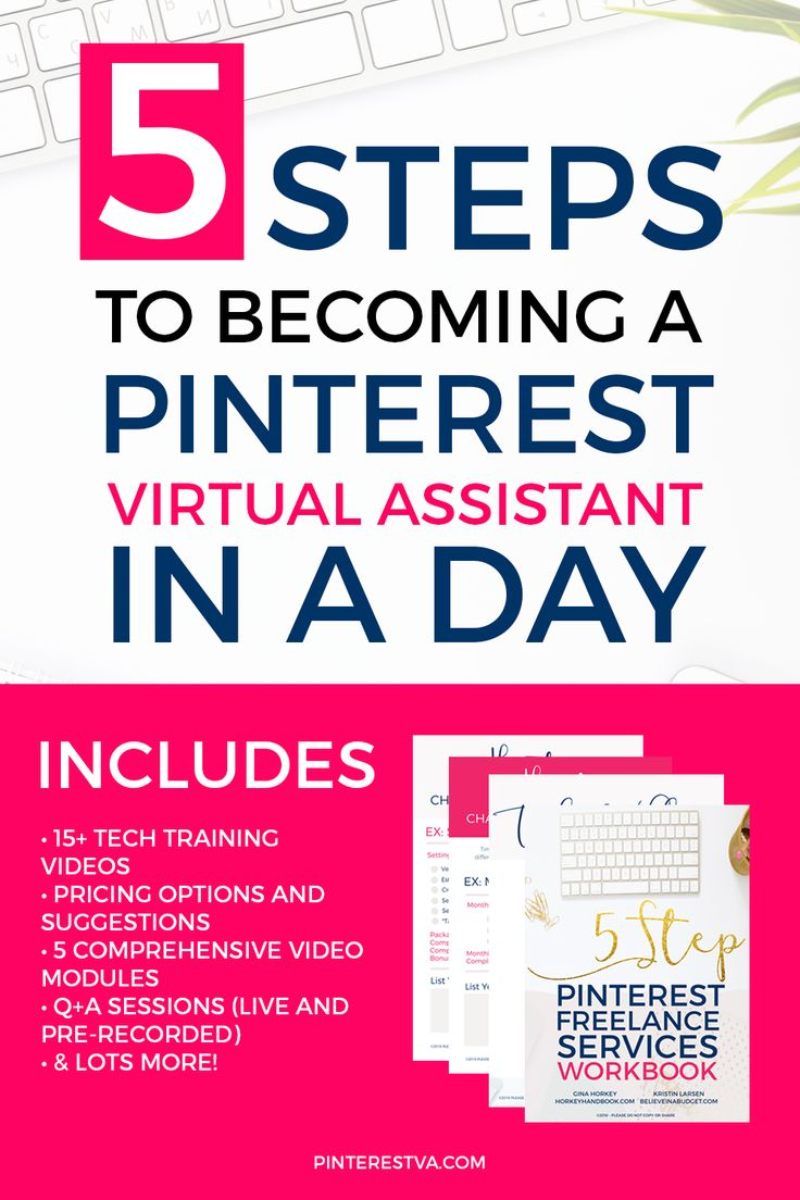 Do you want to start an online business and learn how you can make money online, all within a few hours? This course will teach you how to become a Pinterest Virtual Assistant and get your business up and running FAST so you can make an ROI as soon as possible. From creating your service packages to finding your ideal clients, this course covers actionable steps you can take to get results today. Click through start your new online business! #affiliate