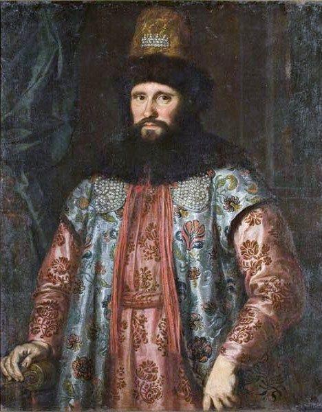 Justus Sustermans. Boyar Ivan Chemodanov. 1656. Boyar (a nobleman in medieval Russia) Ivan Chemodanov was a famous diplomat of the XVII-th century.
