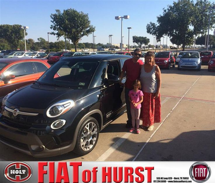#HappyBirthday to Juan Mendez from Ryan Collins at Holt Fiat of Hurst!