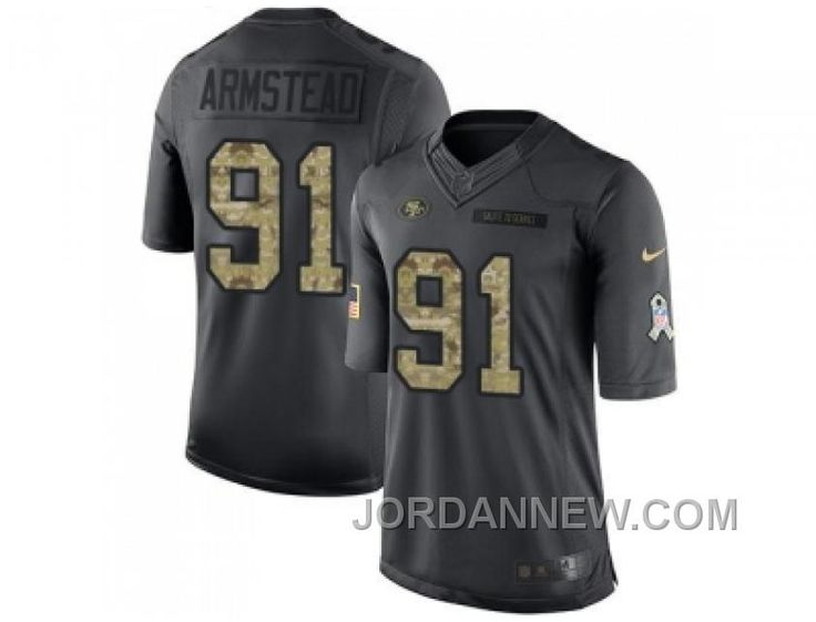 http://www.jordannew.com/nike-san-francisco-49ers-91-arik-armstead-anthracite-mens-stitched-nfl-limited-2016-salute-to-service-jersey-online.html NIKE SAN FRANCISCO 49ERS #91 ARIK ARMSTEAD ANTHRACITE MEN'S STITCHED NFL LIMITED 2016 SALUTE TO SERVICE JERSEY DISCOUNT Only $23.00 , Free Shipping!