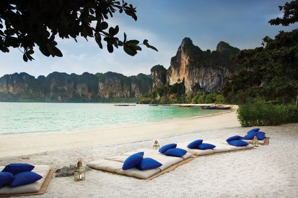 Krabi Thailand Honeymoon with Mr & Mrs Smith via ruffledblog.com