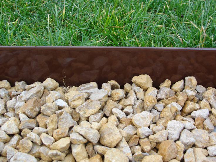 Plus de 25 id es magnifiques dans la cat gorie bordure for Bordure jardin metal