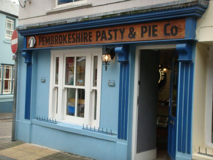 pasty&pie shop