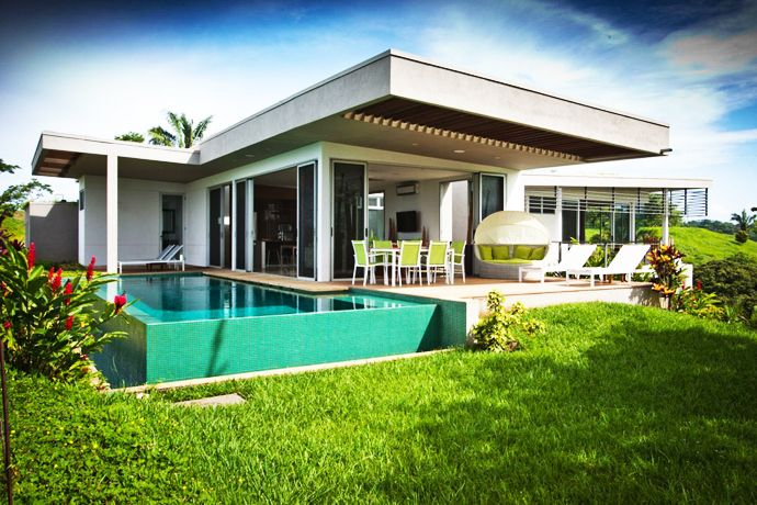♥ Black Beauty Mariposa - Amazing Vacation Home in Costa Rica by Kalia