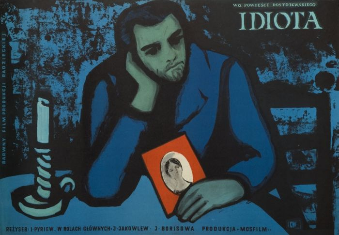 Maciej Hibner - Idiota, 1958 r.