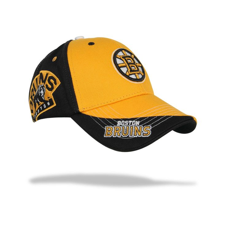 Boston Bruins hats  | Boston Bruins Hubris Cap