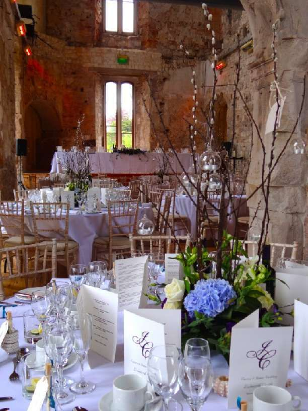 Of The Acre Private Lulworth Estate 400 Year Old Castle Was Built For Entertaining And Courtyard Wedding Venue In