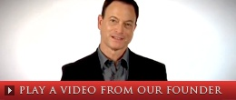 Gary Sinise (Lt. Dan Band) Foundation for helping disabled vets
