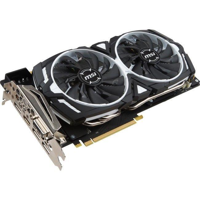 Msi Nvidia Gtx 1070 Armor 8g Oc Geforce Gtx 1070 8gb Gddr5x Ebay Link Graphic Card Nvidia Video Card