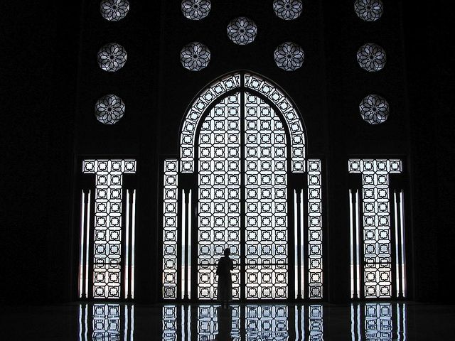 Le Royal Mansour Méridien—Mosque Hassan II in Casablanca | Flickr – 相片分享!