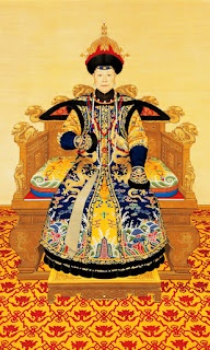Portrait of the Xiaosheng Empress Dowager  Unknown Artist