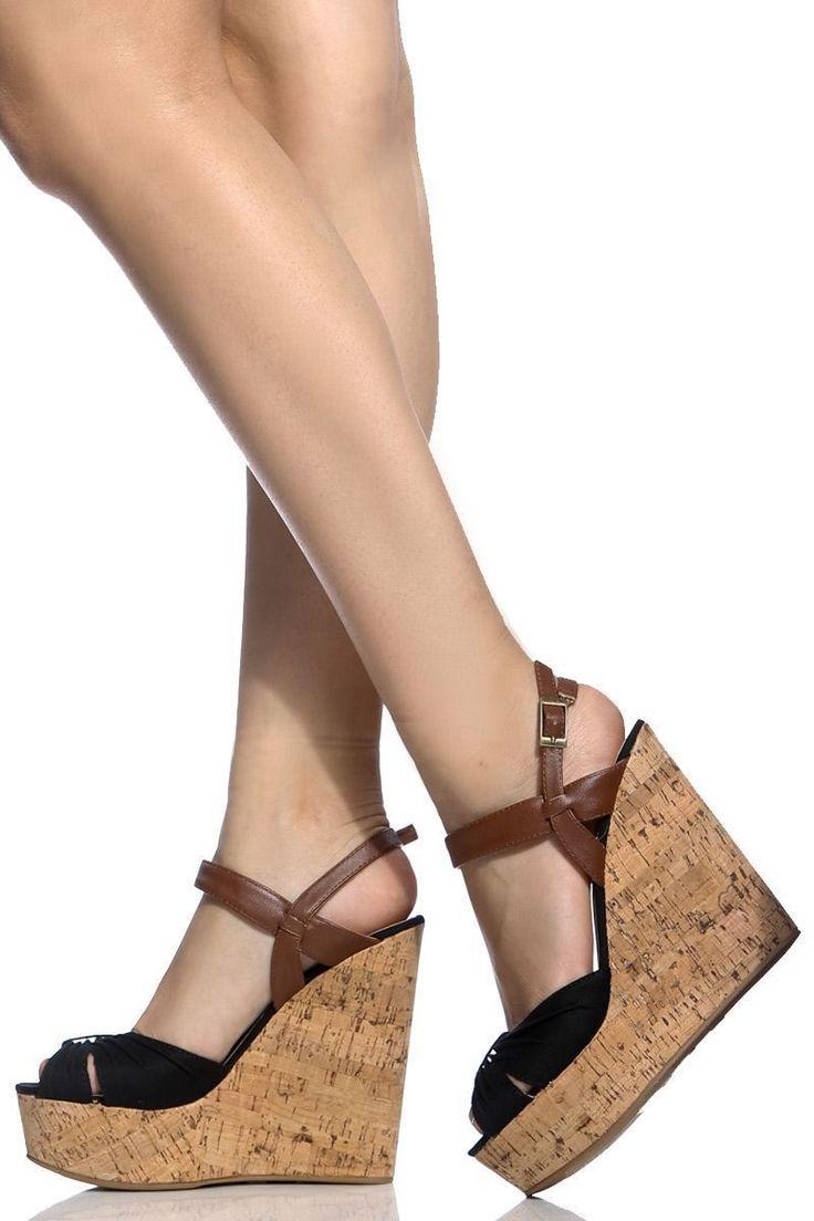 Best 25 Floral Wedges Ideas On Pinterest Shoes Heels