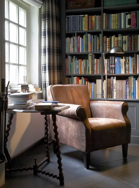 Cottage Home Library: 17 Best Images About Country Cottage Library-study-media