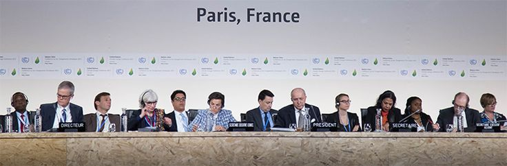 Draft Paris Agreement is now available in all UN languages here unfccc.int/meetings/paris_nov_2015/in-session/items/9320.php, #COP21, #ParisAgreement