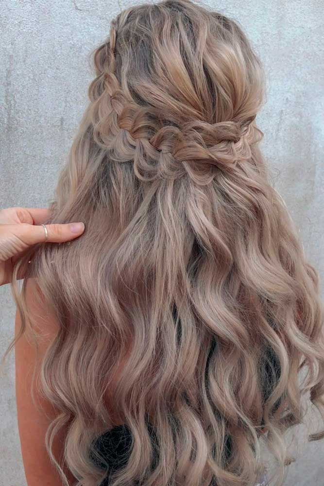 30 Cute Hairstyles For A First Date Hair Styles Cute Hairstyles Long Hair Styles