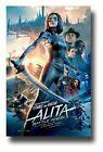 ALITA: BATTLE ANGEL MOVIE POSTER 2 Sided ORIGINAL 27×40  #MovieMemorabilia