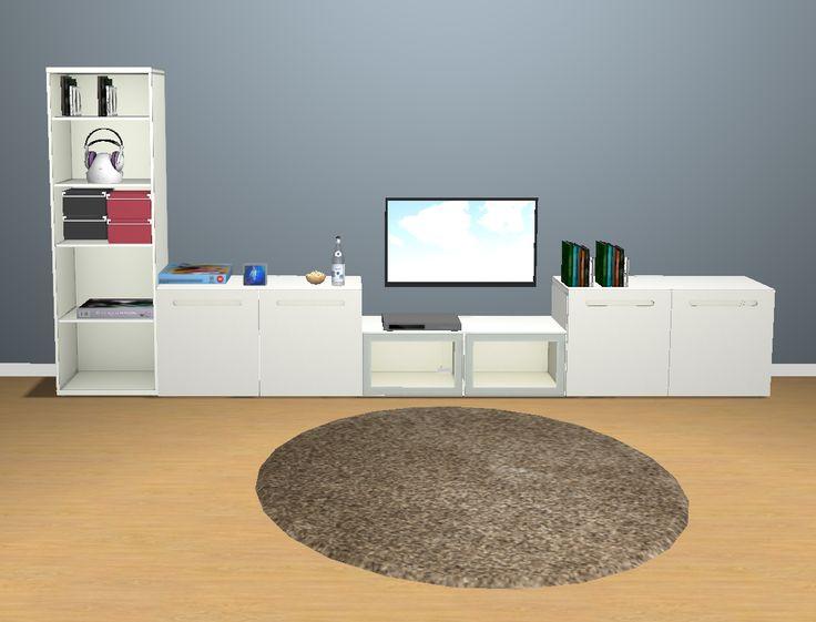Cute  nderung bei IKEA Das neue BESTA System