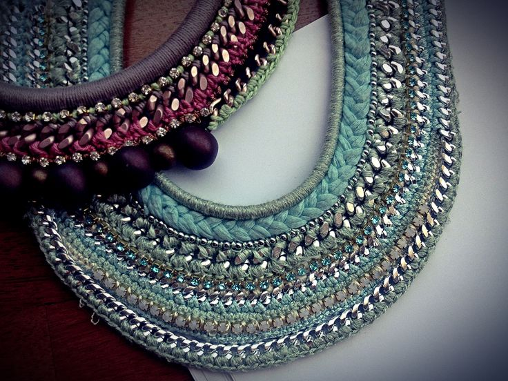 #necklace #fashion #diy #style #statement_necklace #bling #accessories