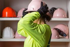 Here's one solution to the equal-pay problem: getting female workers into well-paid jobs in construction and engineering.