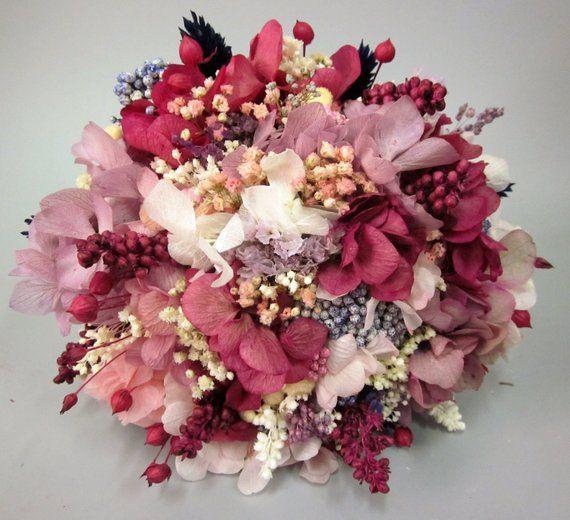 Small bouquet fuchsia and white – tienda de flores