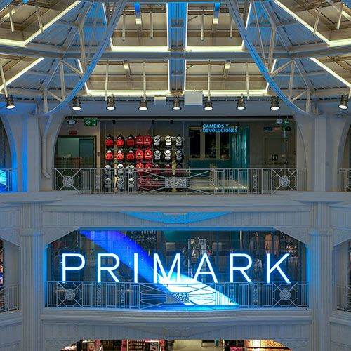 Our new Madrid store #Primark