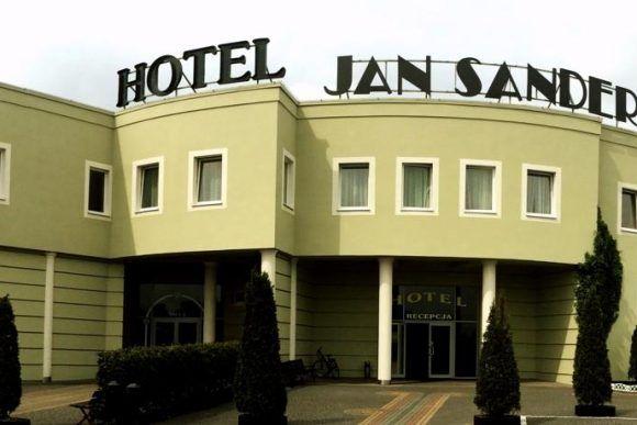 Hotel Jan Sander Łódź