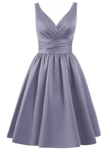 BARDOT Dress - Grey