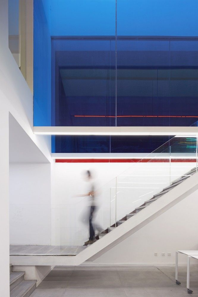 21 Cake Headquarters / People's Architecture Office