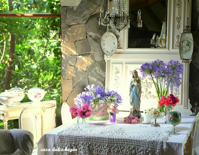 17 best images about catholic decor on pinterest the for Catholic decorations home