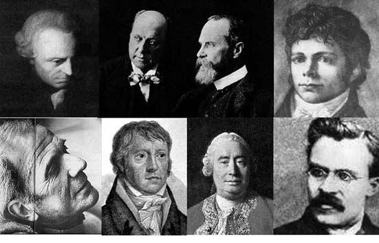 post-Kantian European or continental philosophy