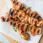 Barbecue Pulled Pork risotto BBQ Bijgerecht: Rustieke aardappelsalade BBQ Coca-Cola kipsaté Beef Chimichurri Beef Chimichurri Shaslicks Biefstukspiezen in geroosterde paprikamarinade …