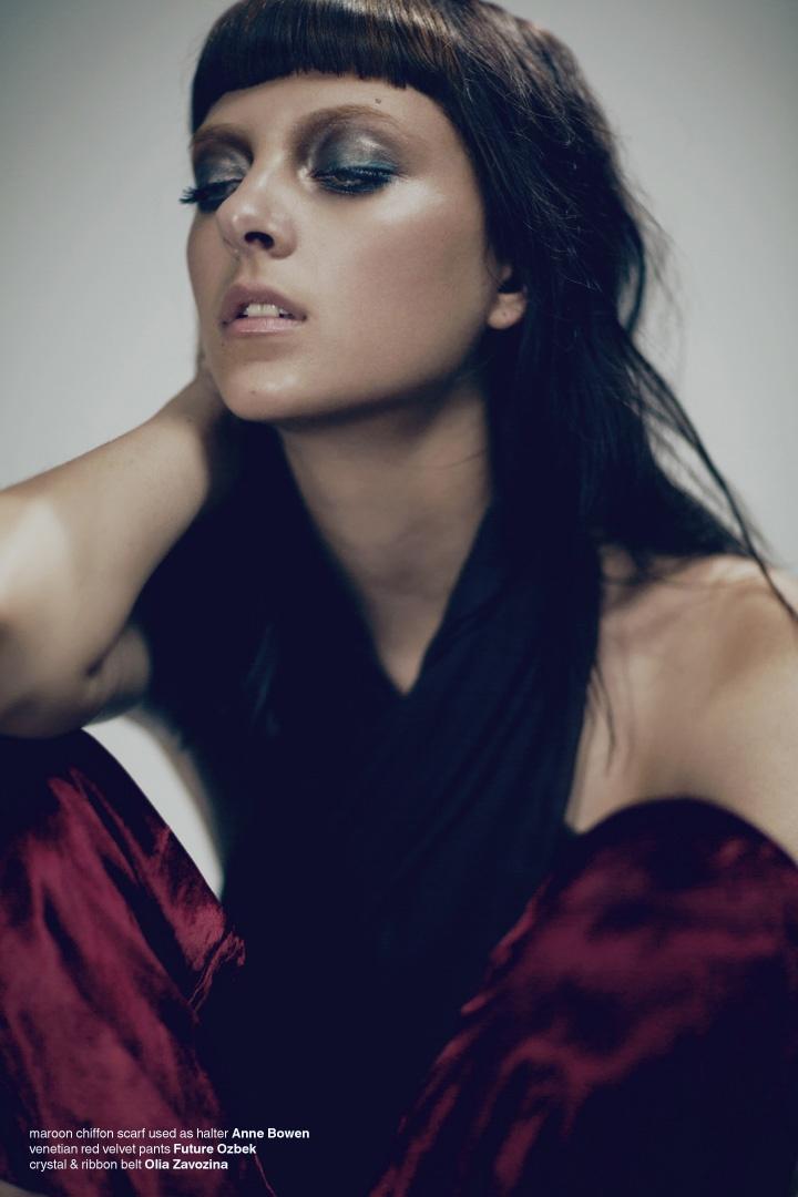 Gitane de la Mode | Sarah Engelland | Wee Seing Ng #photography | Design Scene