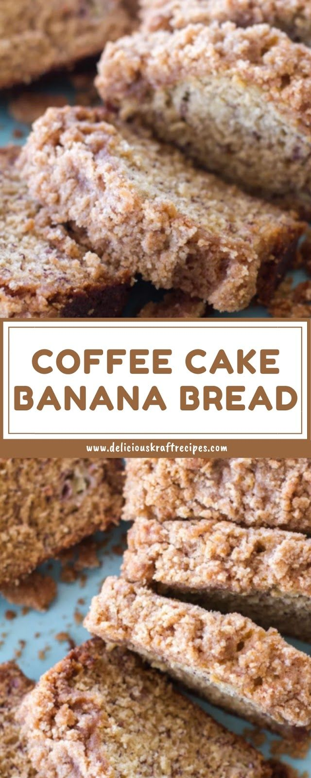 Coffee Cake Banana Bread Coffee Cake Banana Bread Foodrecipeseasy Banana Coffee Cakes Coffee Cake Coffee Cake Recipes