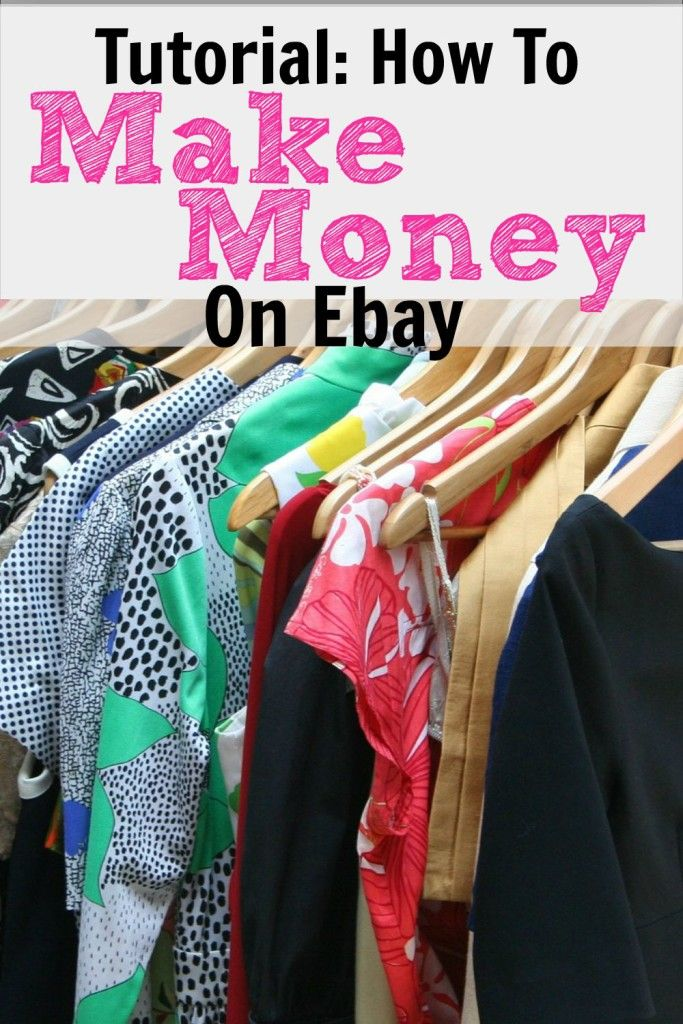 How To Sell Stuff On Ebay ways to make money, legitimate work at home jobs #makemoney #workathome
